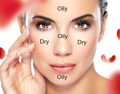 How to deal with an oily T-zone